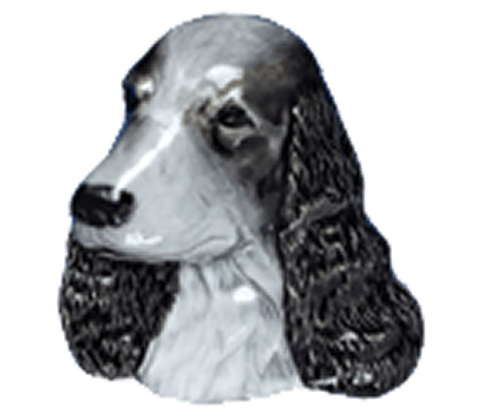 Cocker Spaniel Belt Buckle With Display Stand Product